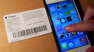 iOS 7 iTunes t card scanner