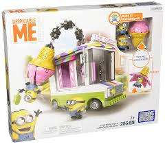 Mega Bloks Despicable Me Minions Ice Cream Truck: Amazon.co.uk: Toys ... Mega Bloks Caterpillar Large Dump Truck What America Buys Dumper 110 Blocks In Blandford Forum Dorset As Building For Your Childs Education Amazoncom Mike The Mixer Set Toys Games First Builders Food Setchen Mack Itructions For Kitchen Fisherprice Crished Toy Finds Kelebihan Dcj86 Cat Mainan Anak Dan Harga Mblcnd88 Rolling Billy Beats Dancing Piano Firetruck Finn Repairgas With 11 One Driver And Car