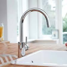 prix mitigeur cuisine robinet de cuisine tactile grohe minta touch espace aubade