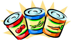 Canned Food Free Clipart