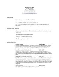 Nursing Resume Examples Labor And Delivery Packed With Nurse Sample To Produce