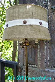 Burlap Lamp Shades Target by 111 Best Lampshades Images On Pinterest Craft Ideas Lampshades