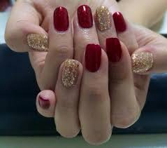 deco ongle gel noel déco ongles noël et nouvel an 49 inspirations exquises pour vous