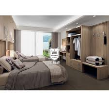 Hot Item Supply Canada Toronto Hotel Furniture For Sale In Wood Color Bedroom Furniture For Hostels