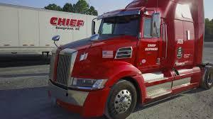 Chief Express LLC | Western Star Trucks - YouTube