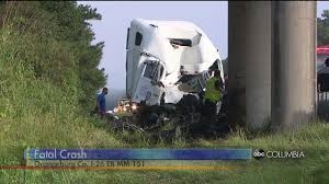 Update On Fatal Accident On 1-26 In Orangeburg County - ABC Columbia In South Carolina Freight Is Booming But We Need More Truck Entrylevel Truck Driving Jobs No Experience Why Drive For Mvt Cdl A Apply Today Philips Motor Company Inc Columbia Sc New Used Cars Trucks Sales Precision Service In Find At Jb Hunt Walmart Careers Chevrolet Dealer Love Movers Local Long Distance Moving Services