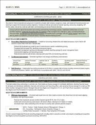 Labeled Accounting Resume Examples 2012 2013 2014
