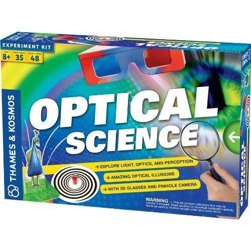 Thames and Kosmos Optical Science - Ages 8