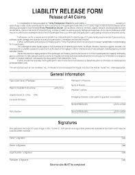 Medical Records Release Form Template Generic Child Consent Forms Free Photo Waiver Templates O