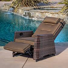 Amazon Westwood Outdoor Glider Recliner Chair Kitchen & Dining