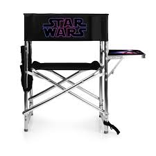 Star Wars Logo - Sports Chair By Picnic Time (Black) - PICNIC TIME ... Amazoncom San Francisco 49ers Logo T2 Quad Folding Chair And Monogrammed Personalized Chairs Custom Coachs Chair Printed Directors New Orleans Saints Carry Ncaa Logo College Deluxe Licensed Bag Beautiful With Carrying For 2018 Hot Promotional Beach Buy Mesh X10035 Discountmugs Cute Your School Design Camp Online At Allstar Pnic Time University Of Hawaii Hunter Green Sports Oak Wood Convertible Lounger Red