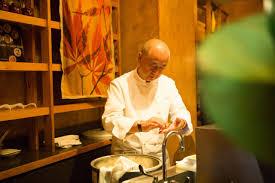 s Dinner at Nobu Next Door WSJ
