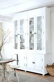 Surprising White Dining Room Hutch Best Ideas On Kitchen Redo Throughout