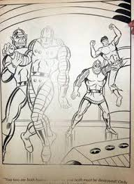 Find This Pin And More On Colouring Book The Incredible Hulk Giant Story