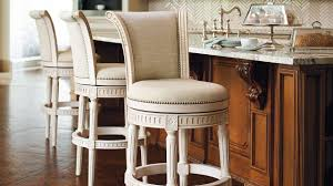 Swivel Chair Glides For Wood Floors by Furniture Wooden Frontgate Bar Stools With Back And Beautiful
