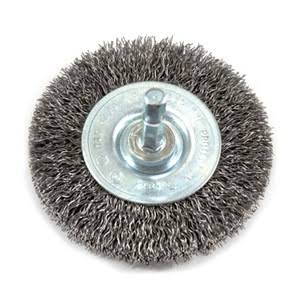 Forney Industries 72735 Coarse Wire Wheel Brush - 3""