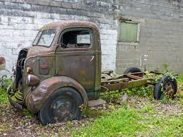 100 1930 Ford Truck Rusty Old S COE On Route 66 In Carterville Flickr