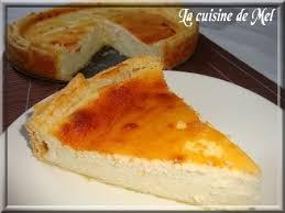 tarte au fromage blanc alsacienne la cuisine de mél