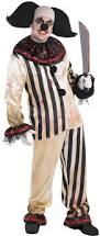 Scary Characters For Halloween by Create Your Own Men U0027s Scary Clown Costume Accessories Party City