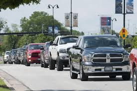 100 Dodge Ram Trucks Earns Place In 2015 Guinness World Records Kendall