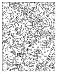 Coloring Pages Paisley Pattern Free Online Printable Sheets For Kids Get The Latest Images