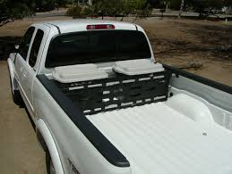 Silverado Bed Extender by Spacepac Msp 05 Truck Cargo Gate Bed Divider For 59 To 64 Inch Bed