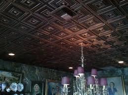 2x2 Sheetrock Ceiling Tiles by Amazon Com Affordable Ceiling Tile 112 Antique Copper Modern 2x2