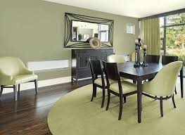 Chair Rail Ideas For Dining Room Dinning Same Color Above And Below