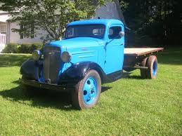 1936 Chevrolet One Ton Truck Stock # A108 For Sale Near Cornelius ...