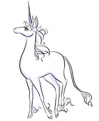 The Last Unicorn Coloring Page Printable Download Image Result For Pages