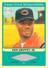 1990 Upper Deck Ken Griffey Jr by Ken Griffey Jr Gallery