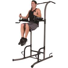 Captains Chair Workout Machine by 5 Station Vkr Power Tower Walmart Com