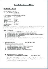 Effective Sales Resume Samples Hobbies Examples And Interests On