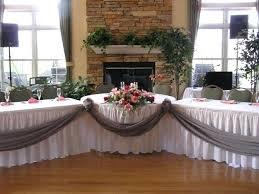 Wedding Reception Table Ideas Decorations Photo Gallery Head In