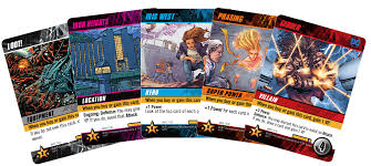 dc deck building game crossover pack 5 the rogues preview
