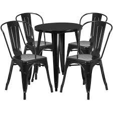 24'' Round Black Metal Indoor-Outdoor Table Set With 4 Cafe Chairs Vintage Old Fashioned Cafe Chairs With Table In Cophagen Denmark Green Bistro Plastic Restaurant Chair Fniture For Restaurants Cafes Hotels Go In Shop And Table Isometric Design Cafe Vector Image Retro View Of Pastel Chairstables And Wild 36 Round Extension Ding 2 3 Piece Set Western Fast Food Chairs Negoating Tables Balcony Outdoor Italian Seating With Round Wooden Wicker Coffee Stacking Simply Tables Lancaster Seating Mahogany Finish Wooden Ladder Back