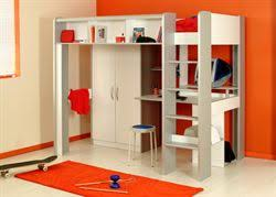 lit bureau armoire combiné lit combiné inuit mezzanine bureau armoire table de lit a roulettes