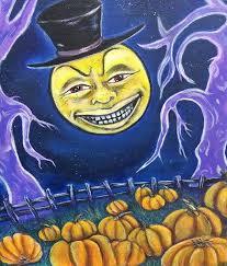 Homestar Runner Halloween Pumpkin by 31 Halloween Animated Things To Watch By Abbinurmel On Deviantart