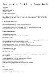 Truck Driving Job Description Driver Responsibilities For Resume