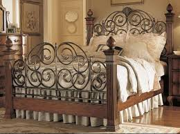 King Iron Bed Frame King Iron Bed Classic and Tasteful Style