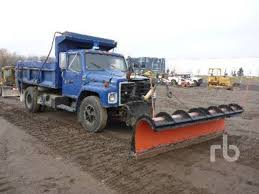 100 Plow Trucks For Sale International Spreader In Tennessee