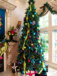 Itwinkle Christmas Tree by Shining Living Room Home For Christmas Decoration Show Appealing