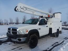Bucket Truck - Boom Trucks For Sale In Illinois