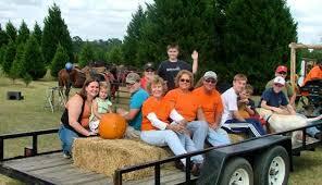 Pumpkin Patch Church Tallahassee by Springhill Tree Farm
