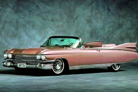The 1959 Cadillac Eldorado A Car George Jetson Could Love Side Panels Resemble
