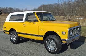 1972 Chevrolet Blazer | Connors Motorcar Company