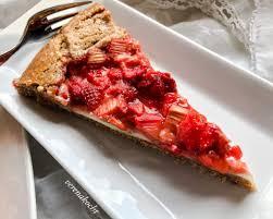 erdbeer rhabarber kuchen und schönen muttertag verenakocht