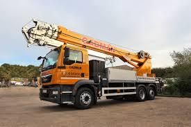 100 Truck Crane Cadman Expands With Brand New Mobile Truck Crane Cadman S