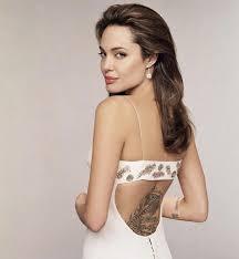 Tattooed Models Celebrity Tattoos Best 2018 Designs