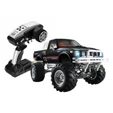 100 4wd Truck HG P407 Offroad RC Climbing Car OYATO Pickup RTR Black